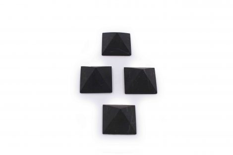 Shungite Pyramid Unpolished (S) - Crystal Dreams