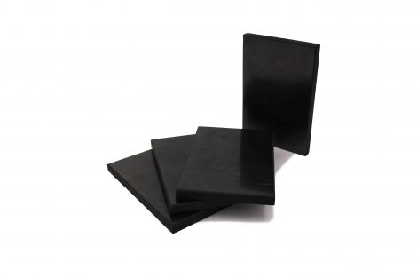 Shungite rectangular polished tile - Crystal Dreams