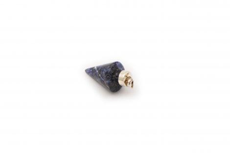 Sodalite Pendulum Sterling Silver Pendant - Crystal Dreams