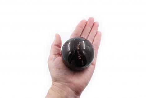 Garnet Sphere- Crystal Dreams