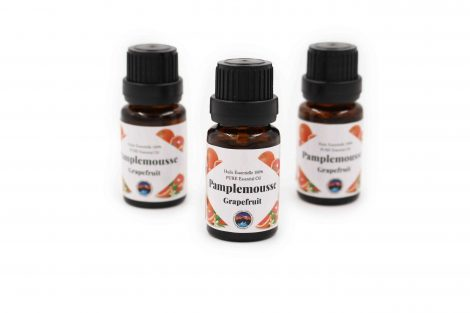 Grapefruit Crystal Dreams Essential oil 10ml _ Pamplemousse huile essentielle Crystal Dreams 10ml - Crystal Dreams