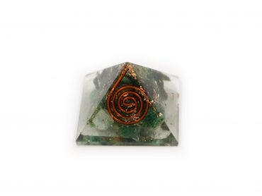Orgone Pyramid - Jade (S) - Crystal Dreams