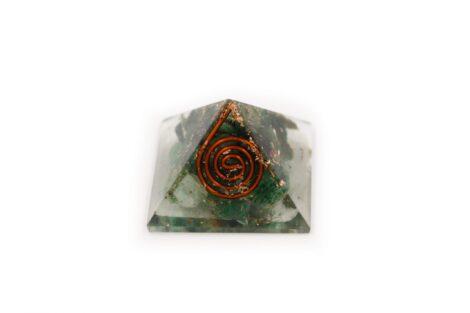 Orgone Pyramid - Jade (S) - Crystal Dreams