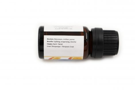 Orange Crystal Dreams Essential oil 10ml _ Pamplemousse huile essentielle Crystal Dreams 10ml - Crystal Dreams