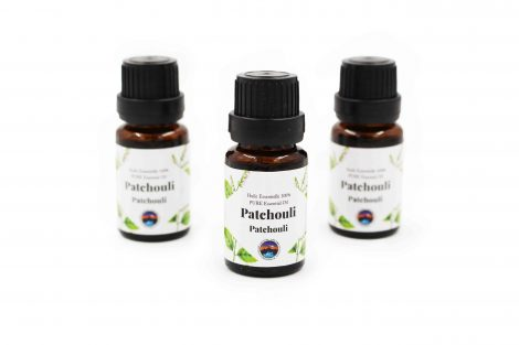 Patchouli Crystal Dreams Essential Oil - Crystal Dreams