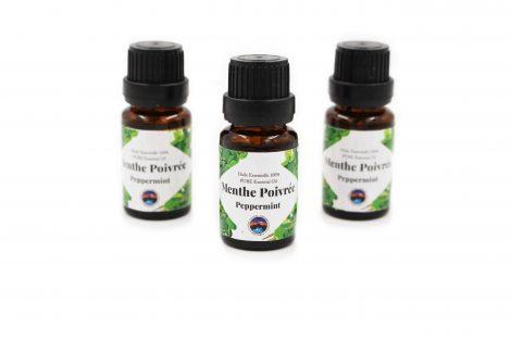 Peppermint Crystal Dreams Essential Oil 10 ml - Crystal Dreams