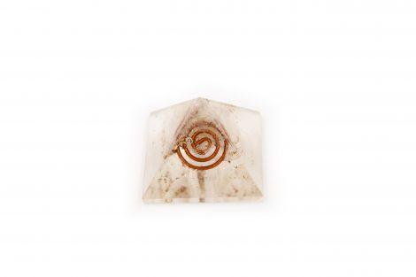 Orgone Pyramid – Selenite (S) - Crystal Dreams