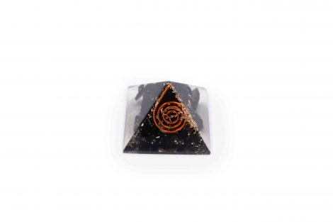 Orgone Pyramid - Black Tourmaline - Crystal Dreams
