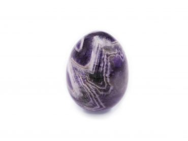 Amethyst Egg - Crystal Dreams