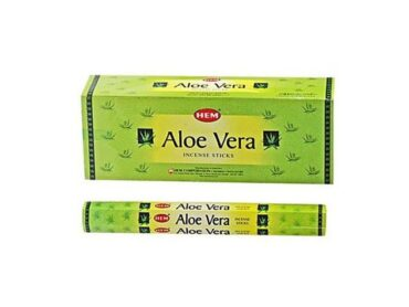 Hem Incense Aloe Vera-Crystal Dreams