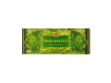 Hem Hexa Moldavite Incense-Crystal Dreams