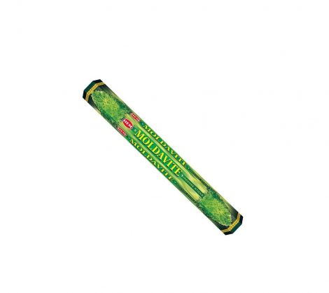 Hem Hexa Moldavite Incense