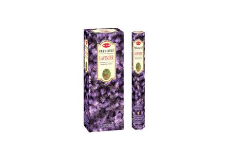 Hem Hexa Precious Lavender Incense - Crystal Dreams