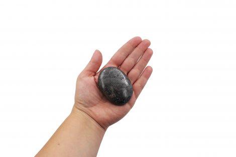 Hematite Palm stone - Crystal Dreams