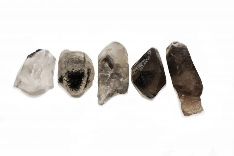 Lemurian Clear Quartz Points Rough - Crystal Dreams