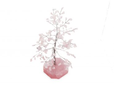 Rose Quartz Tree- Crystal Dreams