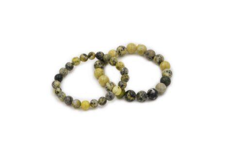 Serpentine Bracelet - Crystal Dreams