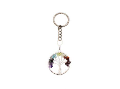 Tree of life Keychain-Crystal Dreams