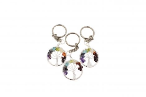 Tree of life Keychain-Crystal Dreams