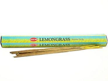 Hem Incense Lemongrass - Crystal Dreams