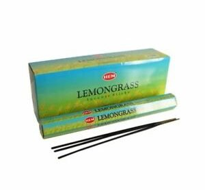 Hem Incense Lemongrass - Crystal Dreams