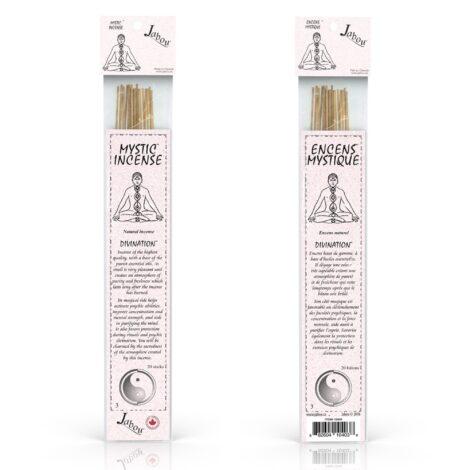Mystic Jabou Divination Incense - Crystal Dreams