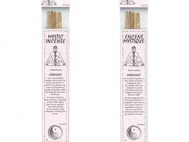 Mystic Jabou Harmony Incense - Crystal Dreams