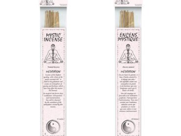 Mystic Jabou Meditation Incense - Crystal Dreams
