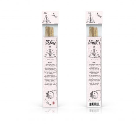 Mystic Jabou Peace Incense - Crystal dreams