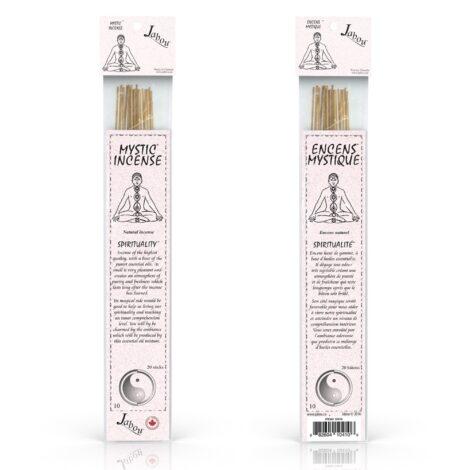 Mystic Jabou Spirituality Incense - Crystal Dreams