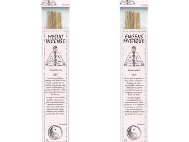 Mystic Jabou Ohm Incense- Crystal Dreams