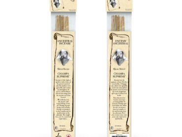 Ancestral Jabou Champa Supreme Incense - Crystal Dreams