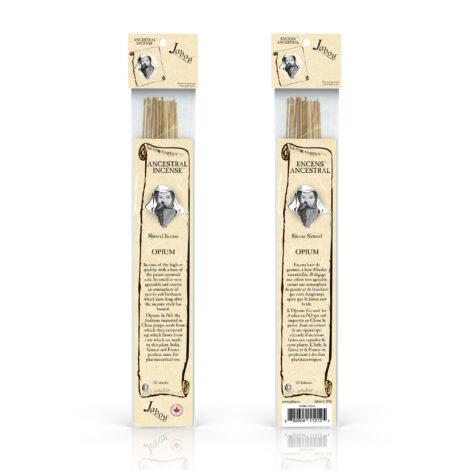 Ancestrial Jabou Opium Incense - Crystal Dreams