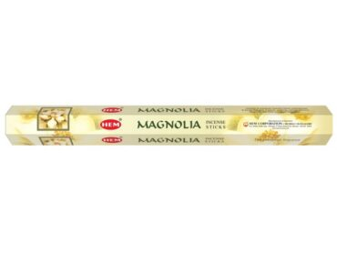 Hem Hexa Magnolia Incense-Crystal Dreams