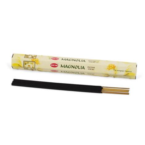 Hem Hexa Magnolia Incense-Crystal Dreams