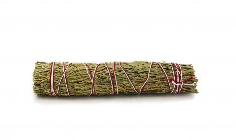 Cedar Smudging stick (L) - Crystal Dreams