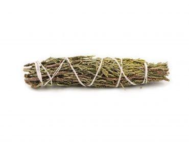 Juniper Smudging stick (L)- Crystal Dreams