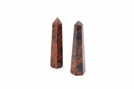 Mahogony Obsidian India Prism- Crystal Dreams