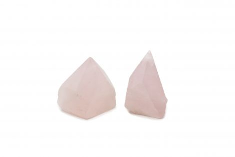 Rose Quartz Rough Prism- Crystal Dreams
