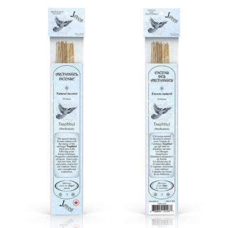 Archangel Jabou Tsaphkiel Incense - Crystal Dreams
