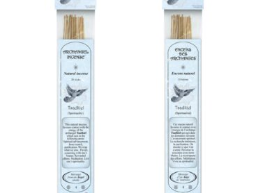 Archangel Jabou Tsadkiel Incense - Crystal Dreams