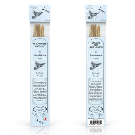 Archangel Jabou Camael Incense - Crystal Dreams