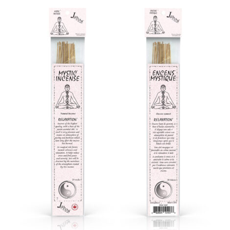Mystic Jabou Relaxation Incense - Crystal Dreams
