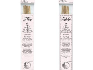 Mystic Jabou Yin-Yang Incense - Crystal Dreams