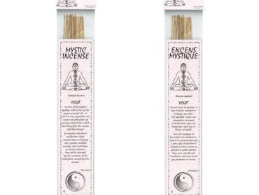 Mystic Jabou Yoga Incense - Crystal Dreams