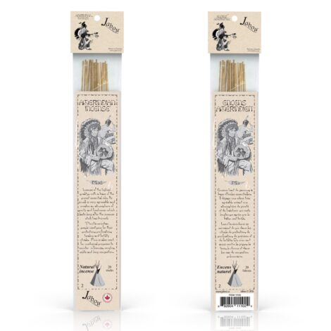 Amerindian Jabou Pine Incense - Crystal Dreams