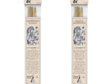 Amerindian Jabou Sweetgrass Incense - Crystal Dreams
