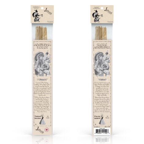 Amerindian Jabou Tobacco Incense - Crystal Dreams
