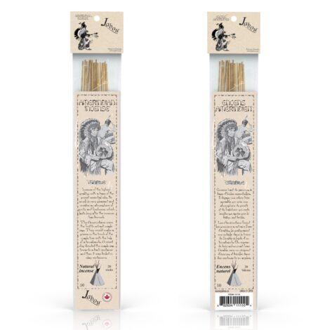 Amerindian Jabou Maple Incense - Crystal Dreams