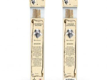 Ancestral Jabou Benzoin Incense - Crystal Dreams